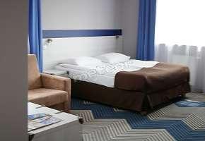 Hotel Texas w Westernowym Parku Rozrywki TWINPIGS