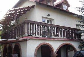Dom Wolnostojący w Dwikozach pod Sandomierzem