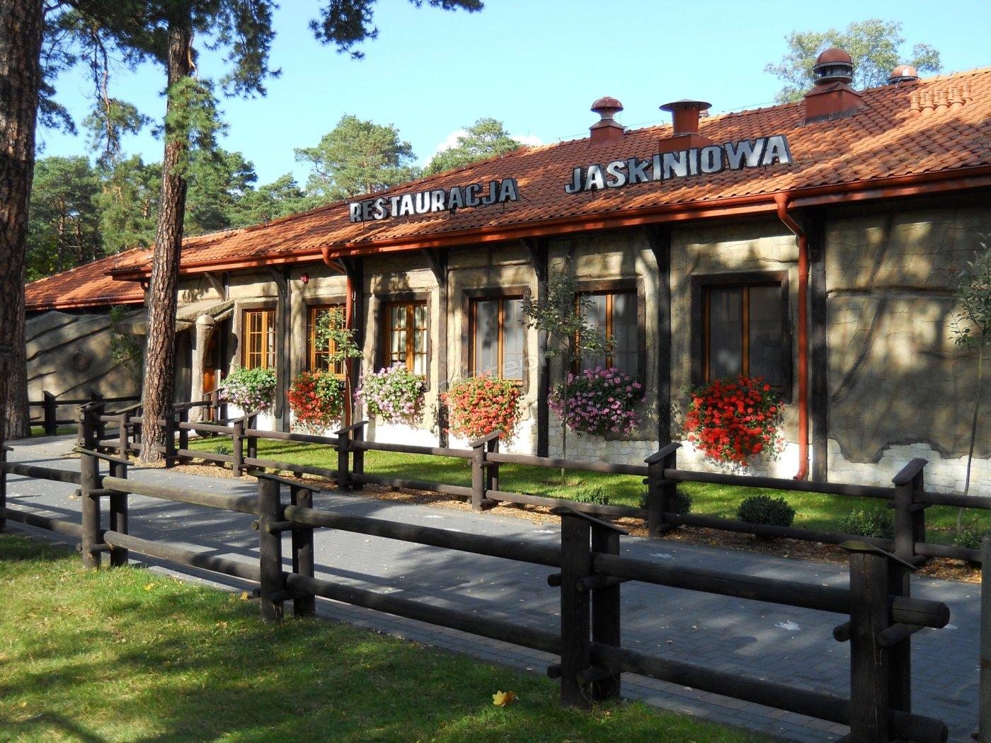 Restauracja Jaskiniowa