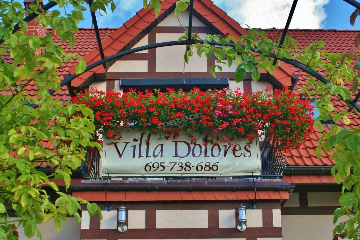 Villa Dolores Mielenko Pokoje Gościnne