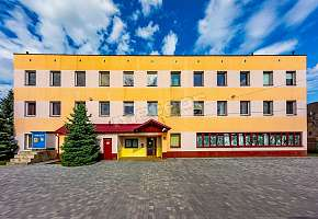 Pokoje Gościnne, Hotel Pracowniczy