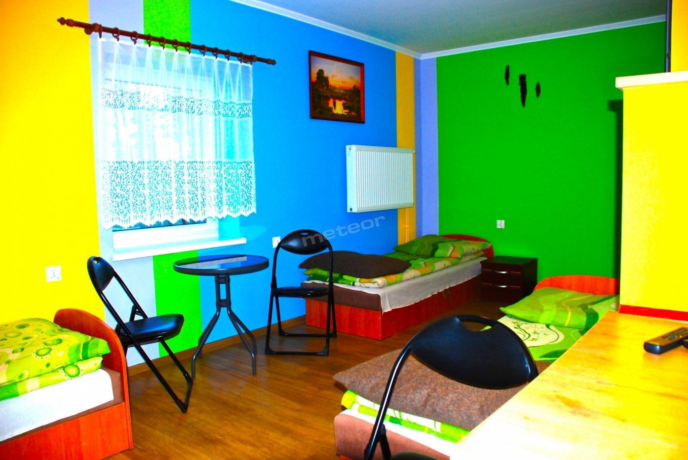 pokój 4 - osobowy na piętrze