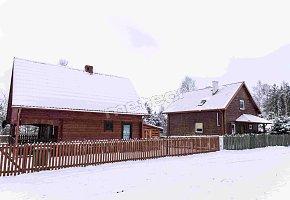 Domek w Puszczy, Dom Pod Sosnami