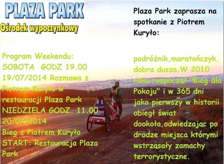 Bieg z Piotrem Kuryło!