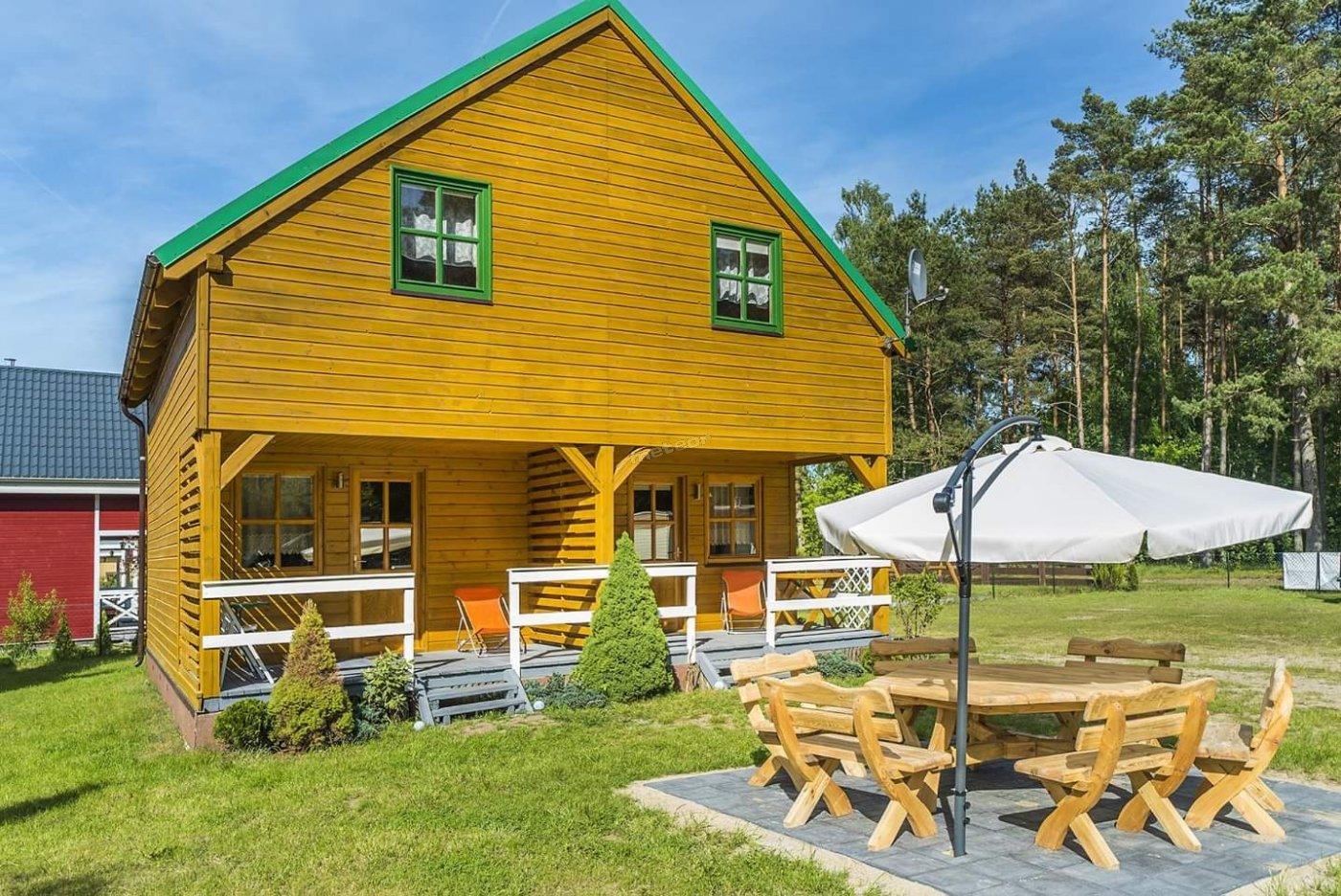 Domki Letniskowe Lena