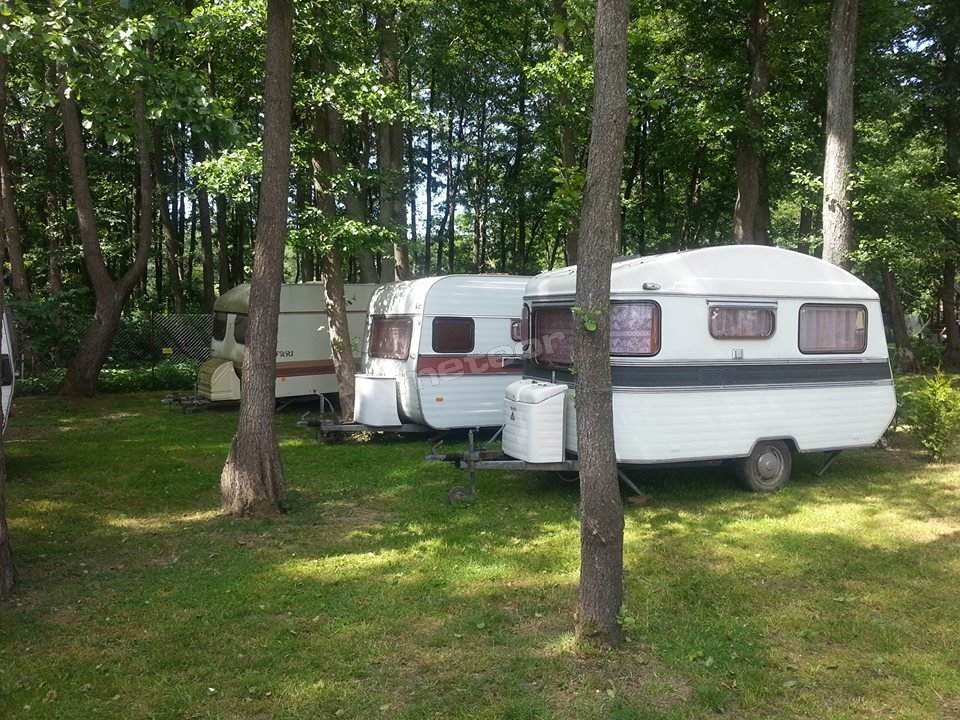 Przyczepy campingowe