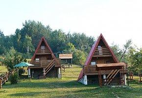 Domki Letniskowe Na Wzgórzu