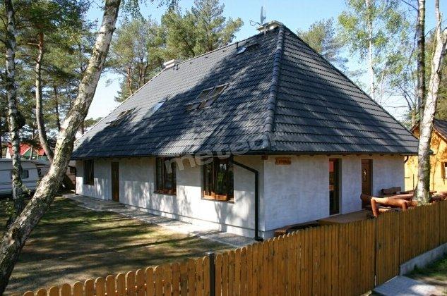 Dom Letniskowy Leśna Chata
