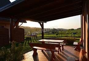 Domki Całoroczne Słoneczne Wzgórze
