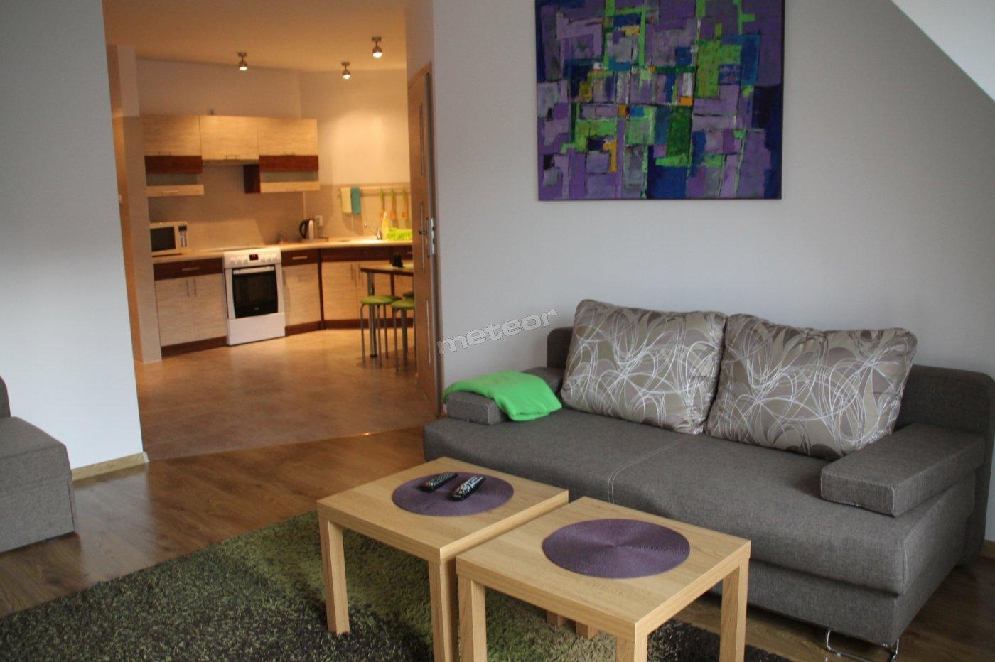Samodzielny apartament Lux w Mrągowie.Apartament wyposażony jest komfortowo i nowocześnie.