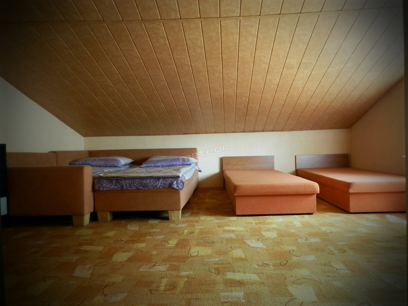 pokój nr. 1 - 4 osobowy