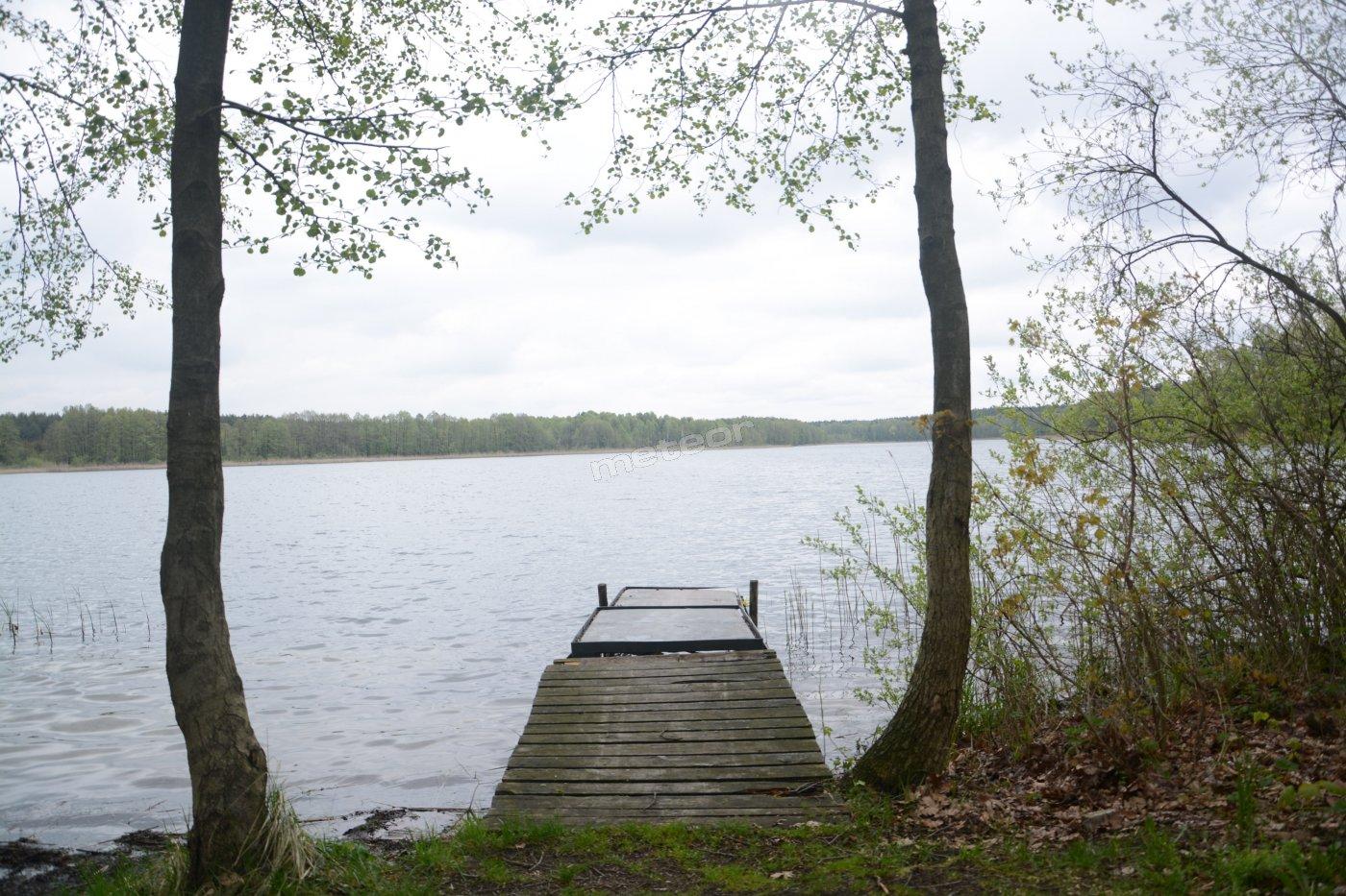 DOMKI ZEUS 100m do jeziora