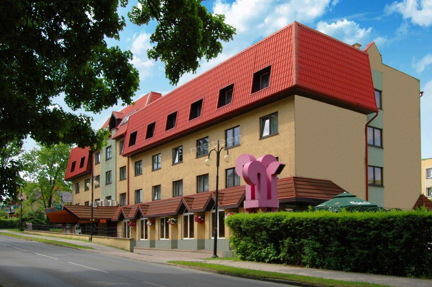 Zdjęcie główne Hotelu Polanica