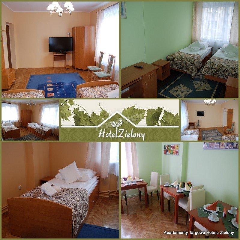 Apartamenty Hotelu Zielony Przy MPT
