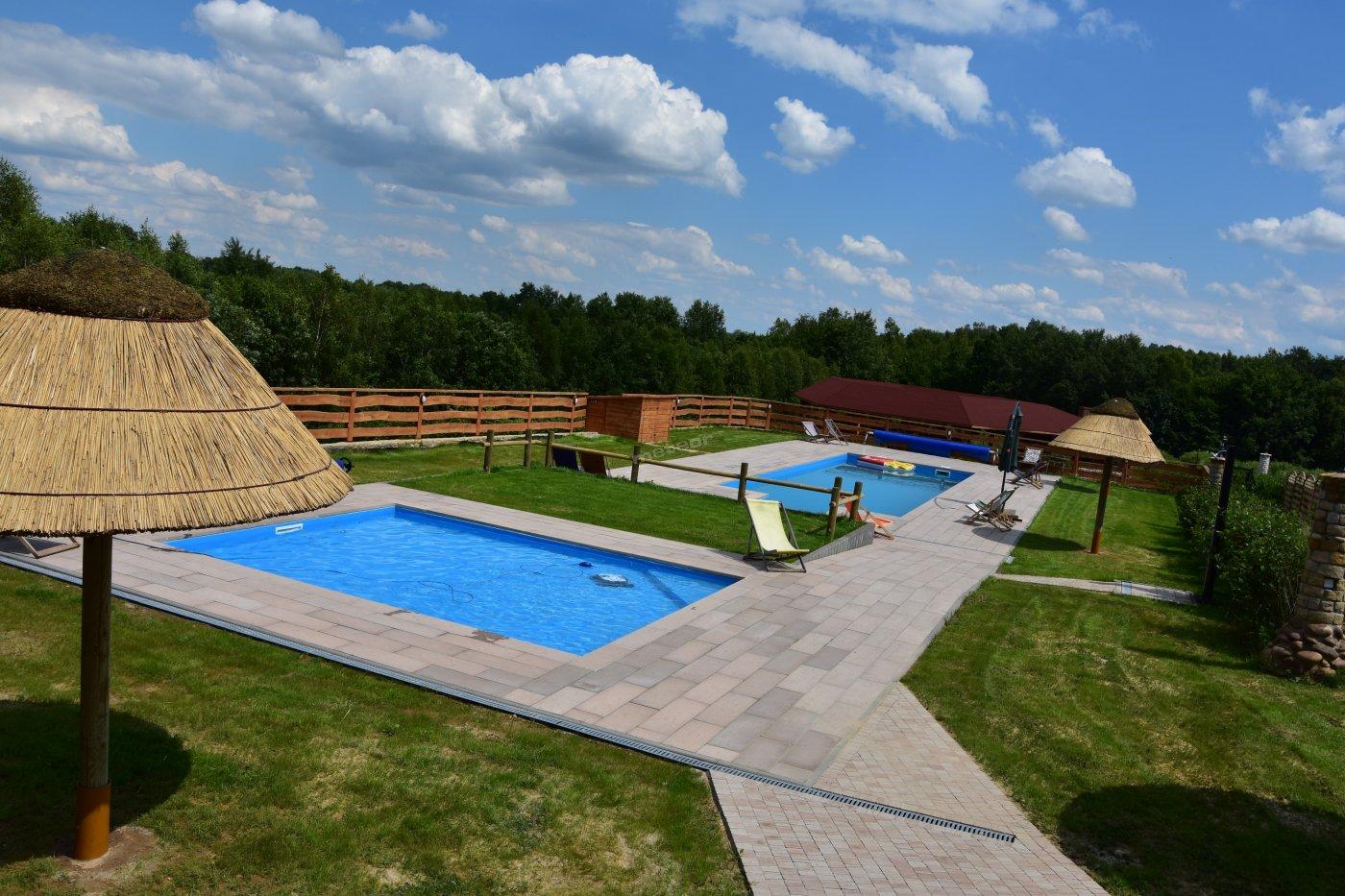 Strefa basenów :)