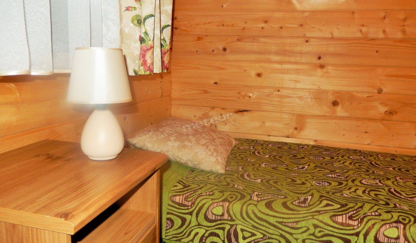 Wyposażenie domków gwarantuje udany wypoczynek