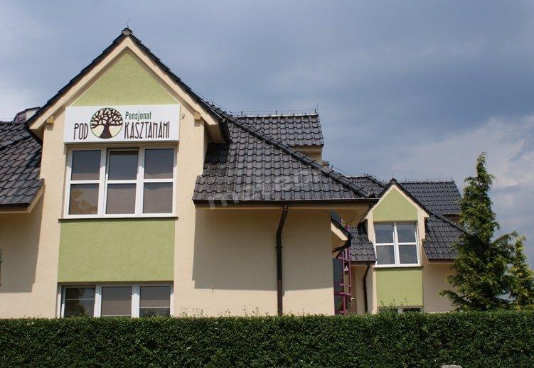 Pensjonat - Restauracja Pod Kasztanami