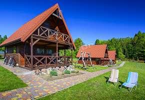 Domki Letniskowe Mazurskie Chatki
