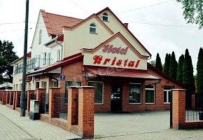 Hotel, Restaurant Kristal