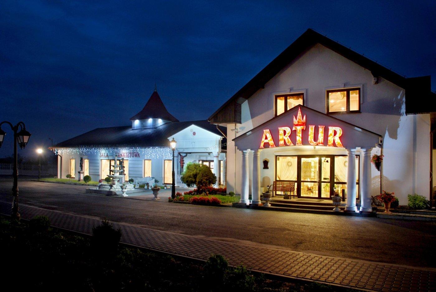 Hotel - Restauracja Artur