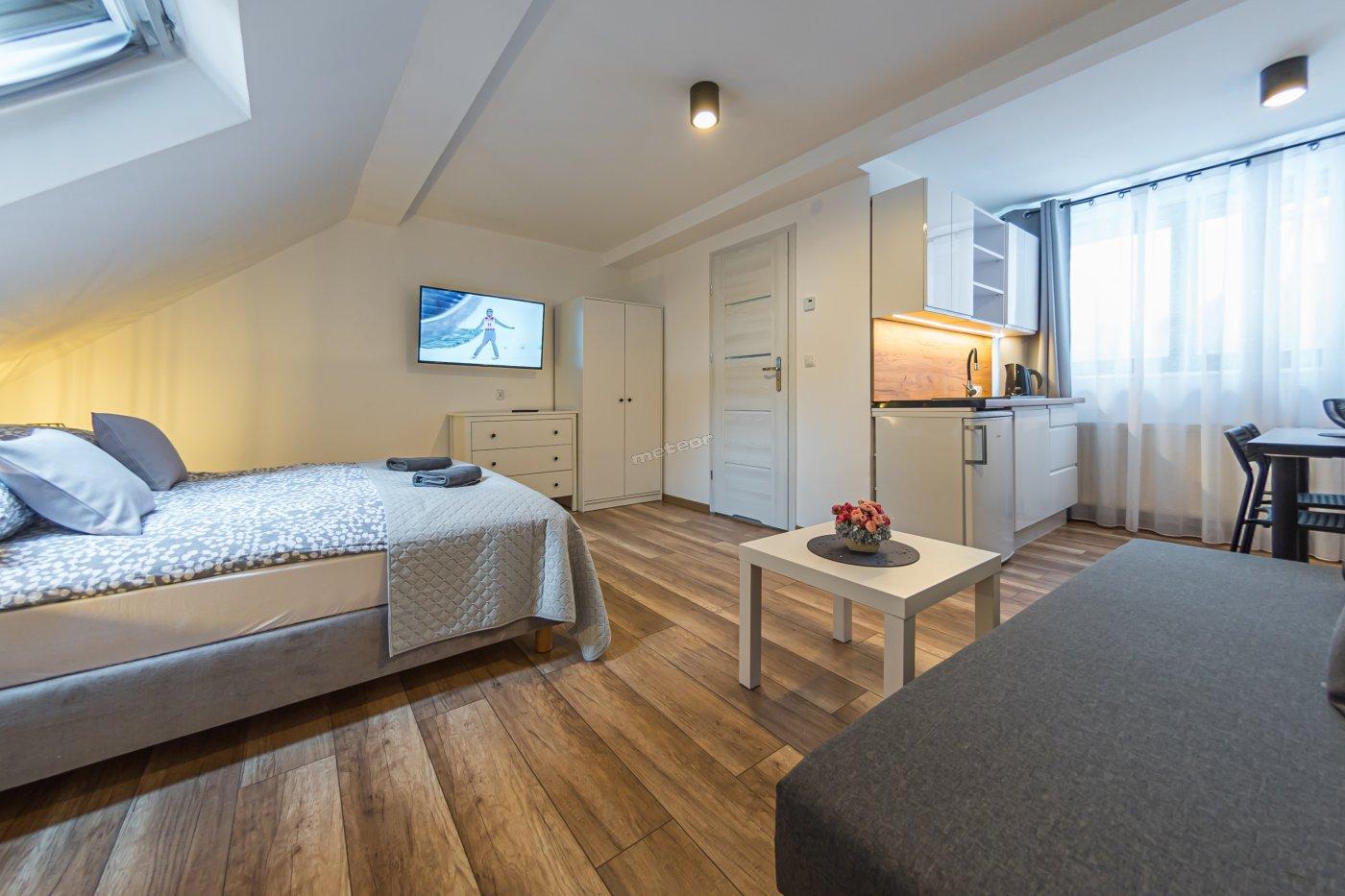 apartament 3 osobowy 1 pokojowy