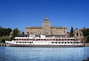 Hotel Statek Ładoga