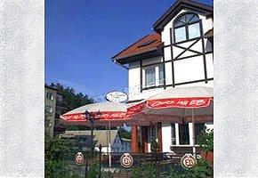 Pensjonat - Restauracja Jaszczurówka