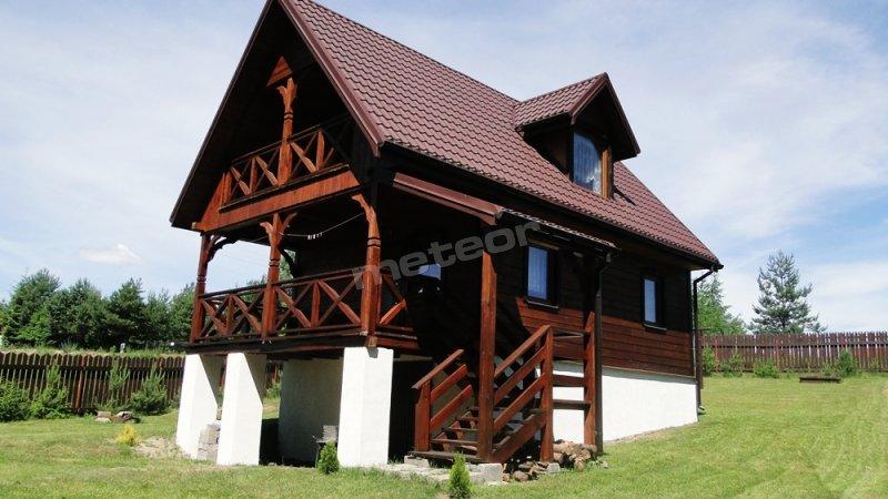 Domki Letniskowe w Kopanicy