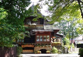 Villa Obrochtówka