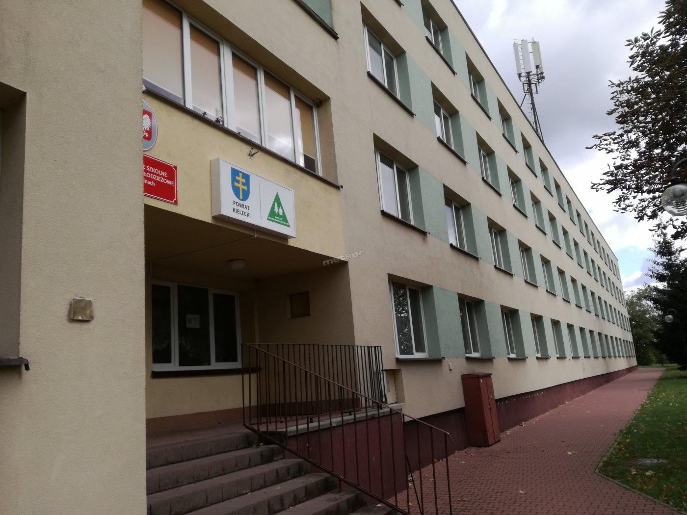 Budynek schroniska
