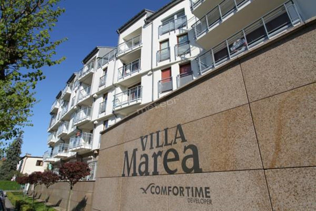 Budynek Villa Marea