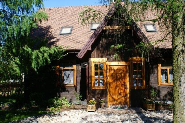 dom w letniej szacie