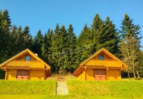 Domki w Kasinie
