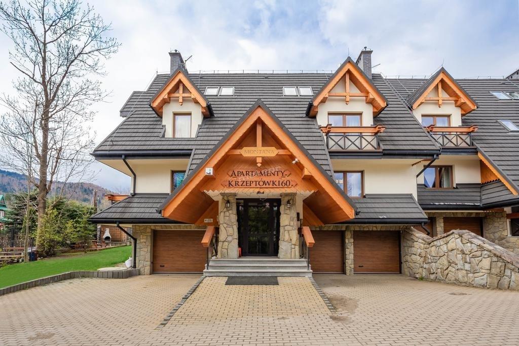 Aparthotel Krzeptówki