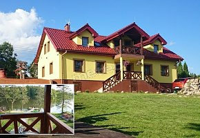 Mazurski Raj - Dom i Apartamenty nad Jeziorem