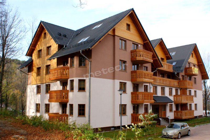 Apartament Leśny Dom