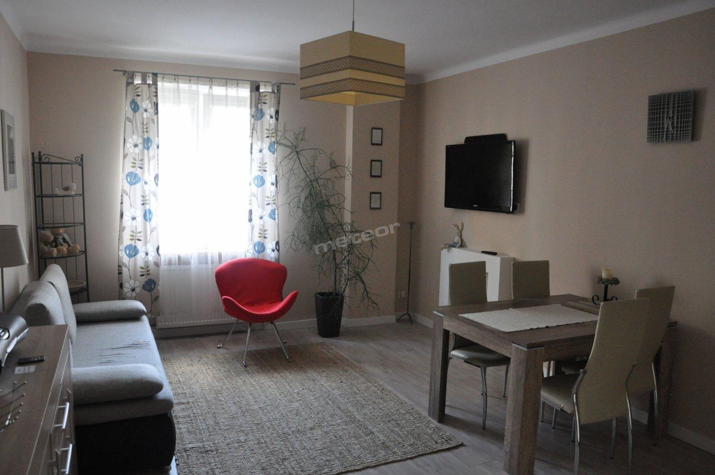 apartament dwupokojowy, czteroosobowy