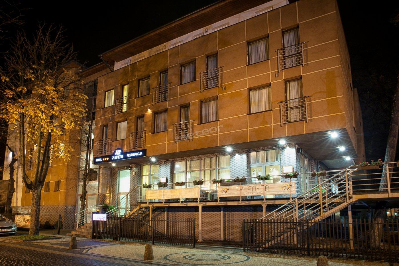 Hotel & Restauracja Planeta