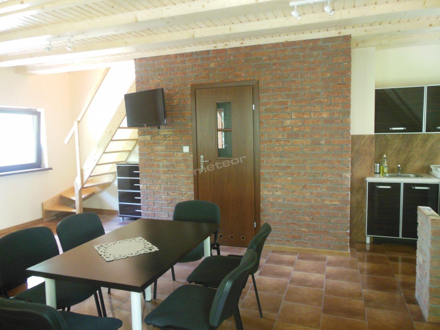 Salon w domku Mariolka ( 8- osobowy)