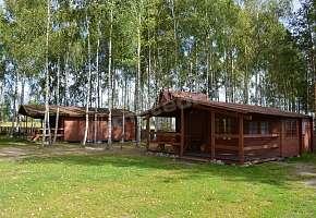 Wielewski Cypel - Domki letniskowe na Kaszubach