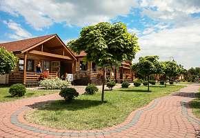 Ośrodek Wczasowy, Domki Wypoczynkowe