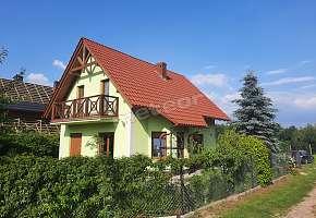 Lawendowy Dom nad Jeziorem Nyskim w Skorochowie