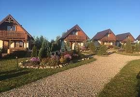 Domki całoroczne Wielewskie Wzgórze