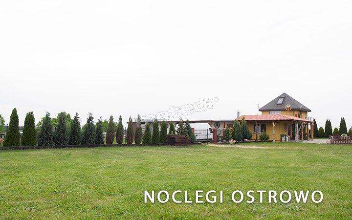 Noclegi - Pokoje Pracownicze Ostrowo