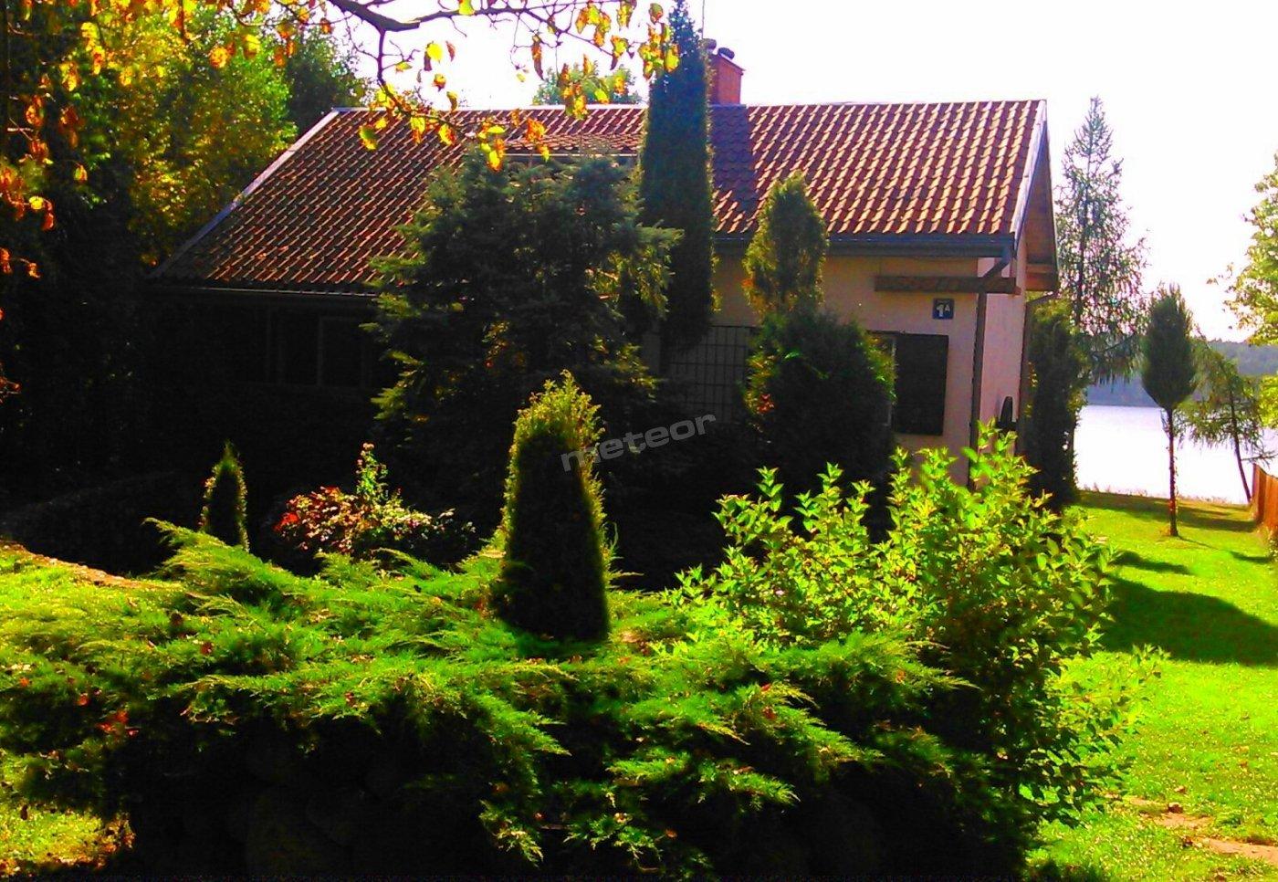 Dom Sielanka-widok z drogi