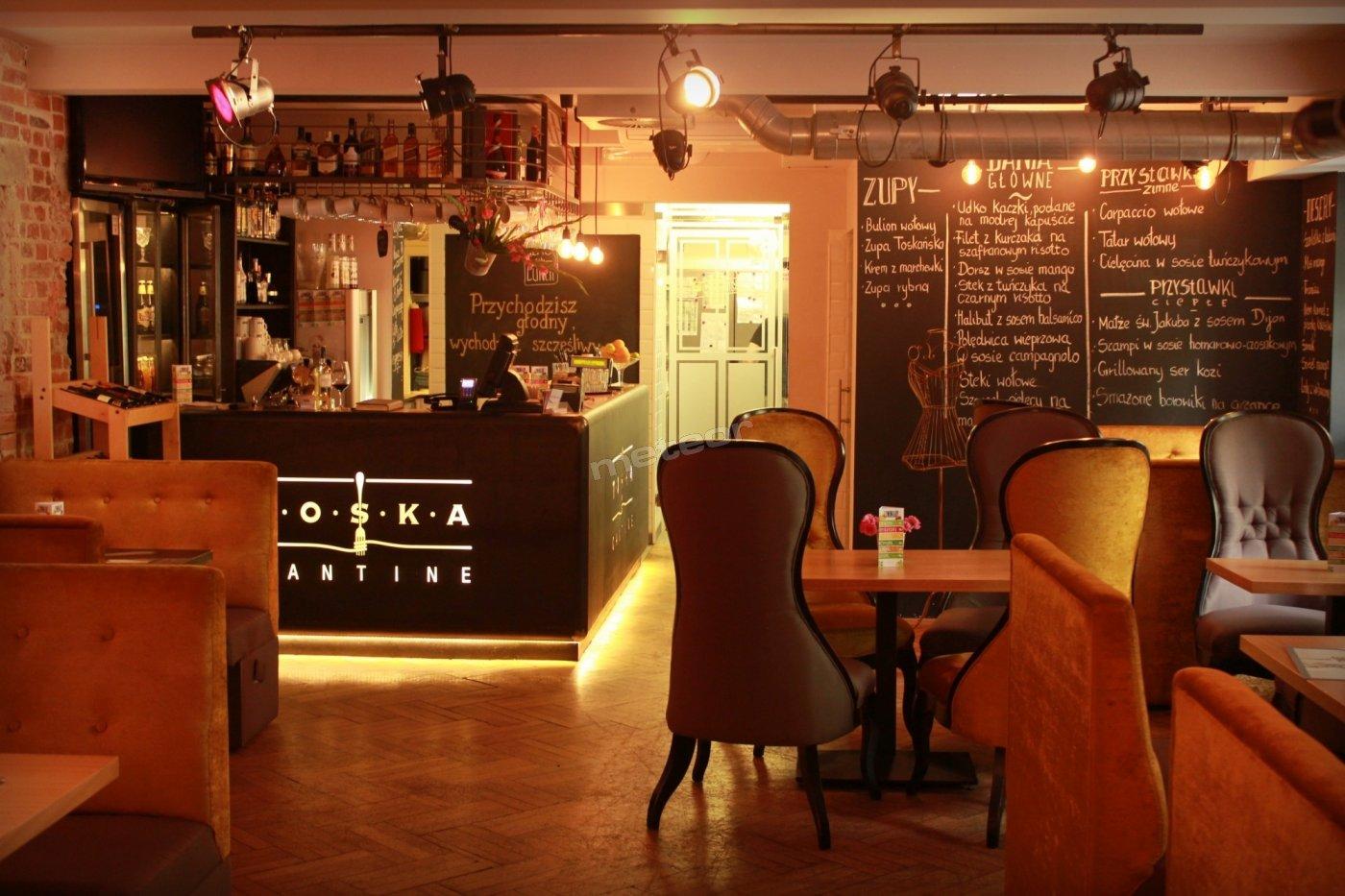 Restauracja Tośka Cantine