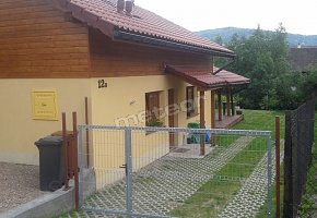 Mały domek w centrum Myślenic