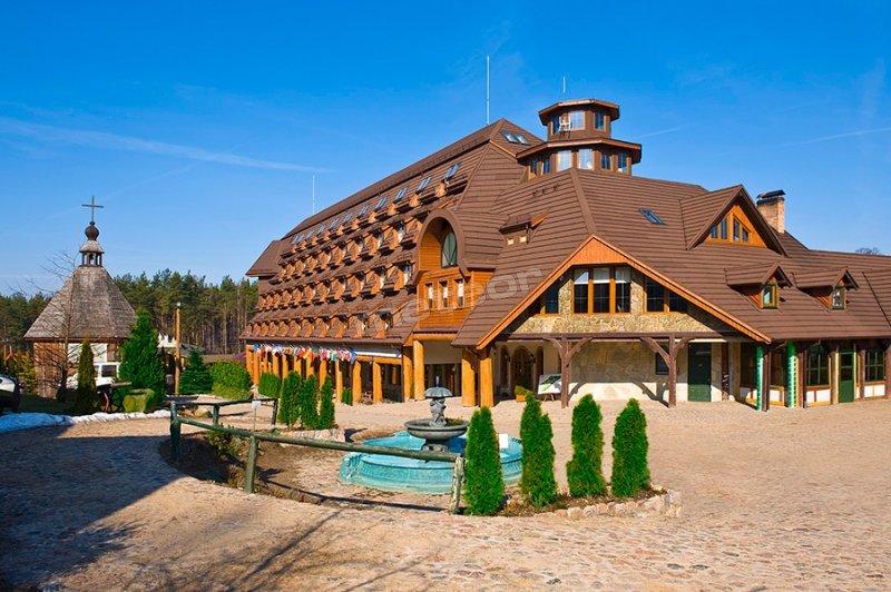 Hotel Szymbark