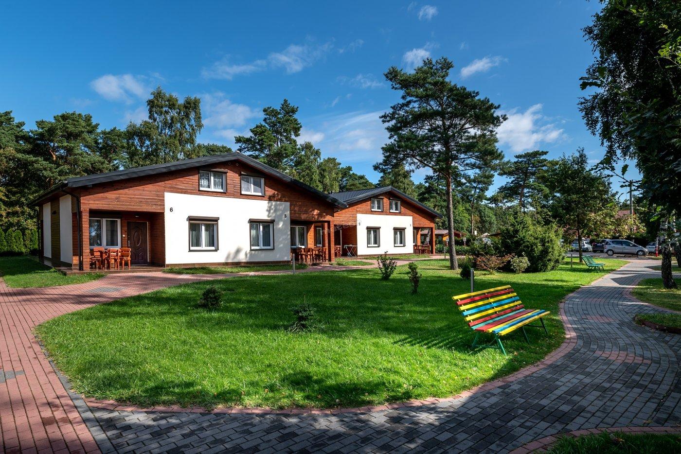 Domki-apartamenty bungalowy