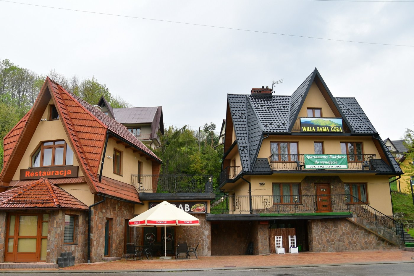 Willa Babia Góra